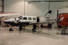 PA-31 Navajo C-GMEC