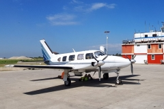 PA-31 Navajo C-FXCI